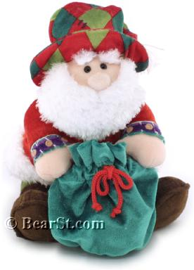 Gund Scandinavian Santa with Bag