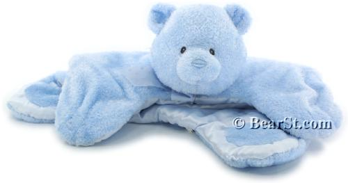 Gund Sweetkins Hide-a-way Cozy, blue