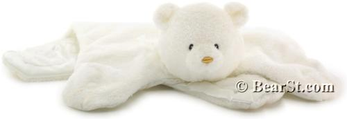 Gund Sweetkins Hide-a-way Cozy, white